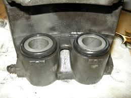 how to change seals boots on your front brake calipers
