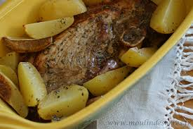 mod e cuisine ancienne rouelle de porc à l ancienne moulin de serres