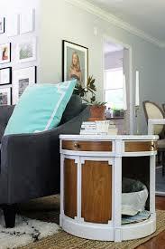 Hidden Kitty Litter Side Table Guest Contributor Brooklyn Limestone
