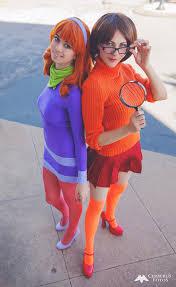 Daphne Blake Halloween Costume Daphne Velma Cosplay Uncannymegan Deviantart Cosplay
