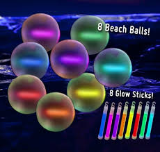 glow balls glow glowing light up balls
