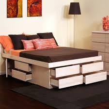 Platform Bed Ideas Platform Beds With Drawers U2013 Storage Ideas Interior Design Ideas