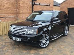 modified range rover sport 2006 range rover sport hse sunroof may px type r m3 evo land rover