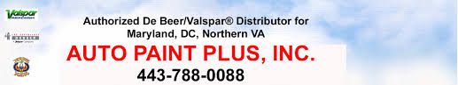 auto paint plus inc authorized de beer valspar auto paint
