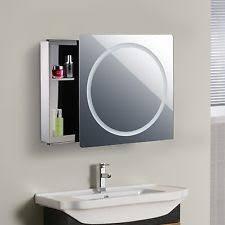 Bathroom Mirror Cabinet With Lights by Bathroom Cabinet Light Ebay