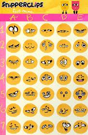 Expressions Meme - expression meme pick one by pixelatedmas on deviantart
