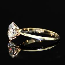 2 carat gold engagement ring wedding rings 2 carat solitaire engagement rings classic
