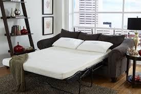 Sleeper Sofa Mattress Cover Living Room Gel Memory Foam Sofabed Sleeper Mattress Natures Sleep