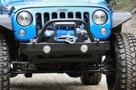 custom jeep bumper jeep jk stubby rock crawler front bumper
