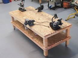 Industrial Work Table by Industrial Work Table Google Search Work Cabinetry Pinterest