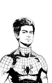 spider man without mask by john hoang on deviantart