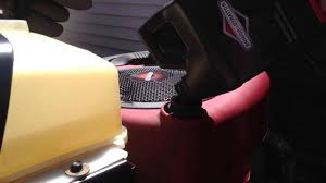 fixing a lt1000 craftsman part 2 changing the oil youtube