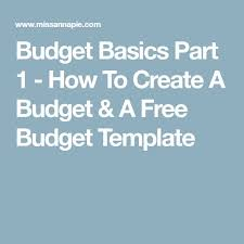 free budgets templates best 25 budget templates ideas on pinterest monthly budget