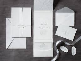 brides wedding invitation kits wedding invitation kits amulette jewelry