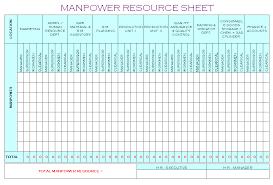 Workforce Planning Template Excel Free Workforce Planning Template Excel Free Sticker Template
