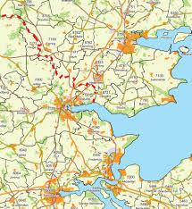 digital zip code map denmark 229 the world of maps com