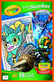 amazon crayola skylanders giant coloring pages toys u0026 games