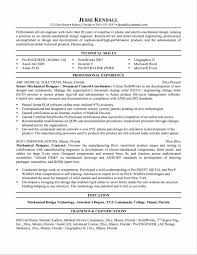 Document Control Resume Sample Resume For Manufacturing Engineer Sample Resume123
