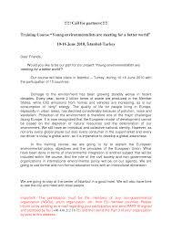Letter Visa Application Exle Letter Of Invitation To Usa