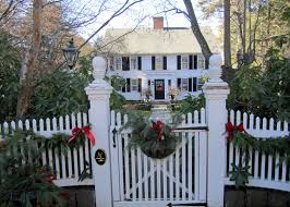 new houses being built with classic new england style naples and hartford in season a traditional new england christmas