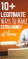 Ideas To Make Money From Home Best 25 Making Money At Home Ideas On Pinterest Make Money At