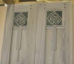Craftsman Closet Doors Of Oak Workshop Authentic Craftsman Mission Style Door