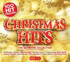 various ultimate christmas hits 5cd downloads cds and dvds