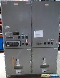 new abb vd41512 40 advac 1200a amp 15kv ac vacuum breaker