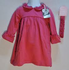Baby S Closet Baby Girls 18 Months Dress Rose Headband Ruffle Jillian U0027s Closet