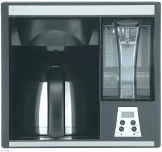 under cabinet coffee maker rv under the counter coffee pot coffee drinker