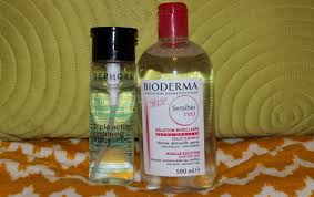 bioderma vs sephora triple action cleansing water youtube