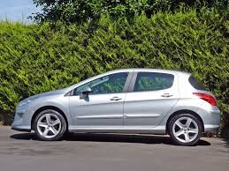 peugeot diesel used pure silver metallic peugeot 308for sale dorset