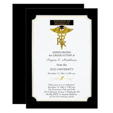 college graduation invitation templates personalized pharmacist graduation invitations
