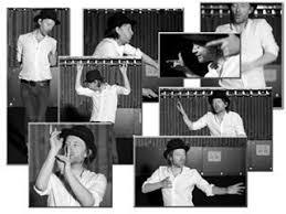 Thom Yorke Meme - dancing thom yorke meme meets lady gaga guns n roses black swan