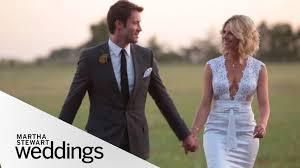 leah and michael u0027s shabby chic texas wedding martha stewart