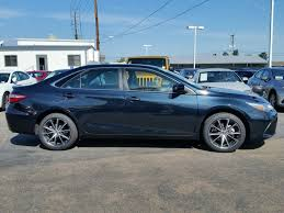 camry 2016 used toyota camry 4dr sedan i4 automatic xse at bmw north