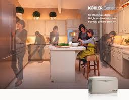 kohler home generators full line brochure kohler power systems