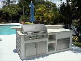 Backyard Grill Area by Kitchen Built In Outdoor Grills Designs Outdoor Grill Island