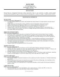 latest resume format for hr executive roles resume hr executive hr manager resume format sle international