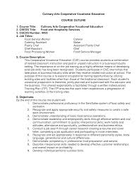 best solutions of resume examples resume templates food service