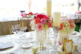 Beaded Vases A Charming Tented Wedding In South Carolina Inside Weddings