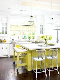 kitchens with different colored islands two tone kitchen island contrasting color white different