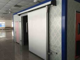 porte coulissante chambre froide chambre froide une chambre froide porte porte coulissante de porte