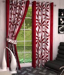 fashion life polyester printed eyelet door curtain u2013 shuffle kart