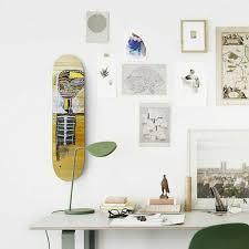 Skateboard Shelf After Jean Michel Basquiat Gold Griot Skateboard Deck Brand New