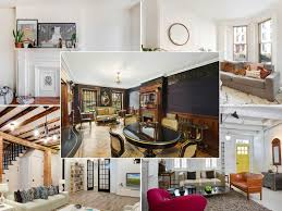 brooklyn homes for sale brownstones and beamed ceilingsalone