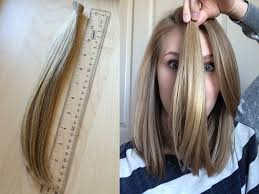 donate hair cutting and donating my hair youtube