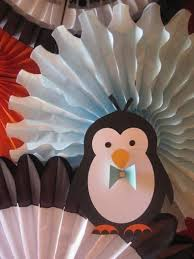 Penguin Baby Shower Decorations 96 Best Penguin Parties Images On Pinterest Penguin Baby Showers