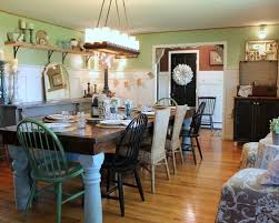 Farmhouse Dining Room Table Puchatek - Farmhouse dining room furniture