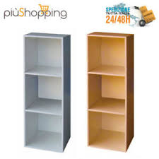librerie muro libreria moderna design moderno mobile scaffale 3 cubi librerie